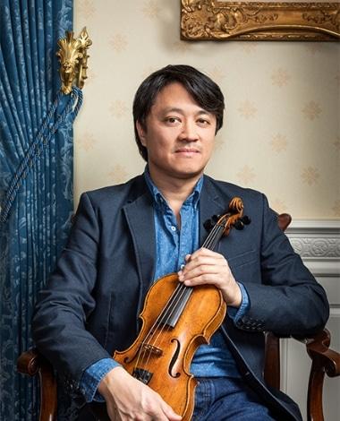 Daniel Ching masterclass violin instructor profile picture